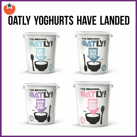 Oatly Yoghurts to Launch in the UK