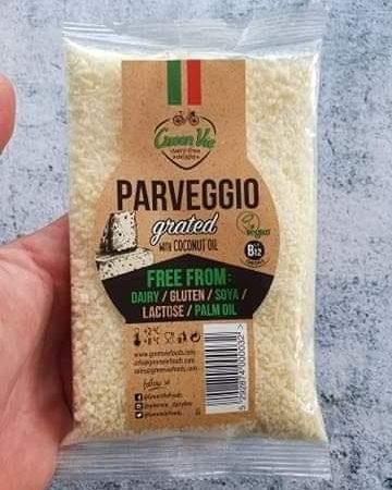 Green Vie Parveggio Grated 100g