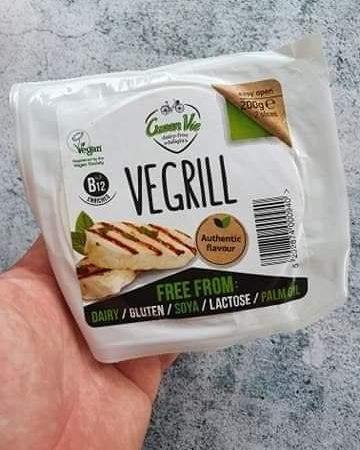 Green Vie Vegrill Cheese 200g