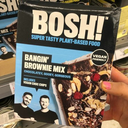 Bosh Bangin' Brownie Mix 370g