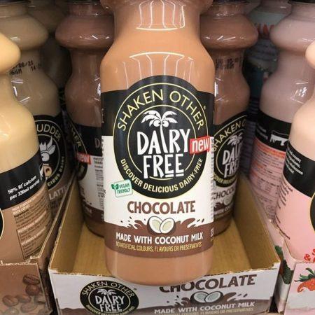 Shaken Other Dairy Free Chocolate Shake 330ml