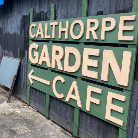 Calthorpe Garden Cafe