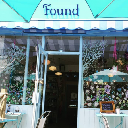 Found Cafe