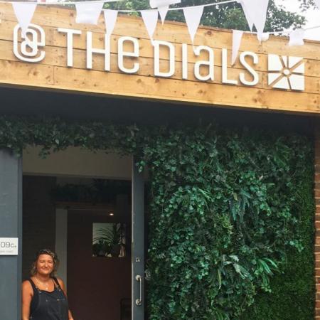 T @ The Dials