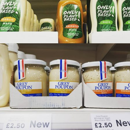 Tesco Launch A Load More New Vegan Sauces