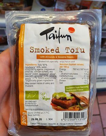 Taifun Smoked Tofu 200g