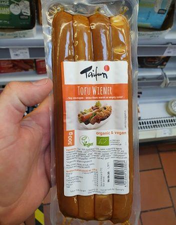 Taifun Tofu Wiener 300g