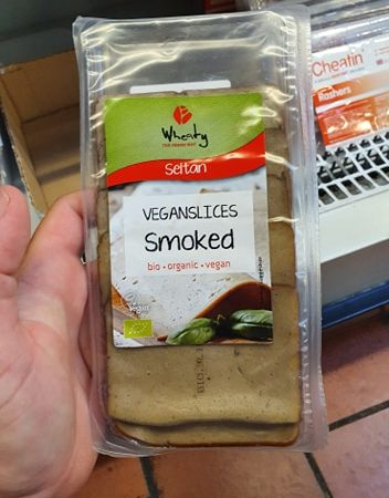 Wheaty Vegan Slices Smoked 100g