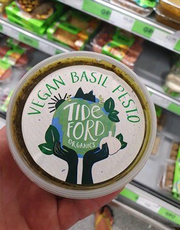 Tideford Organics Vegan Basil Pesto 150g