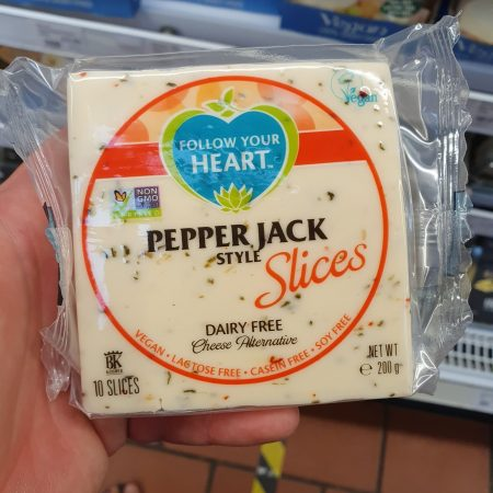Follow Your Heart Pepperjack Slices 200g