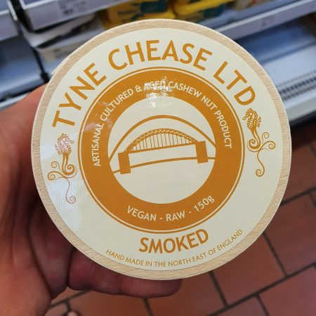 Tyne Chease Ltd Smoked Chease Block 150g