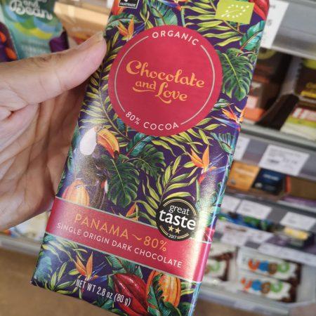 PANAMA 80% – DARK CHOCOLATE SINGLE ORIGIN PANAMA