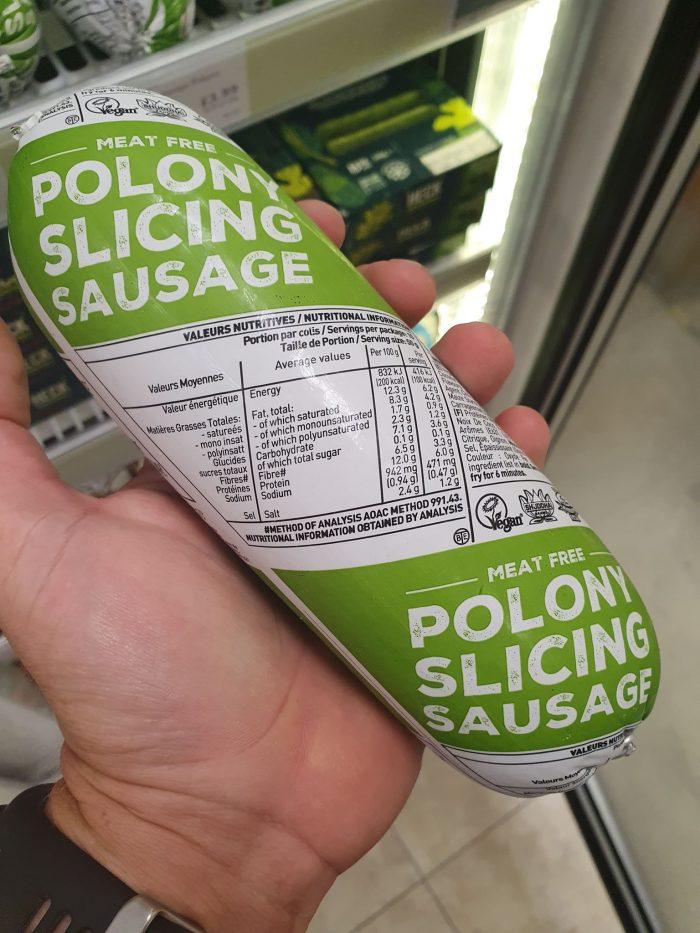Fry's Polony Slicing Sausage 500g