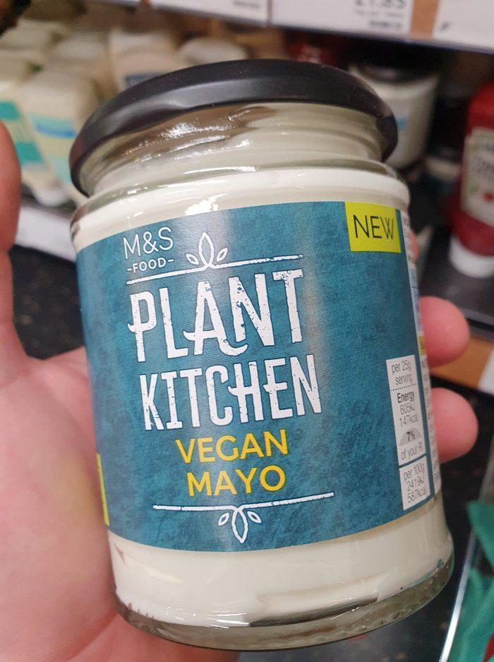 M&S Plant Kitchen Vegan Mayo