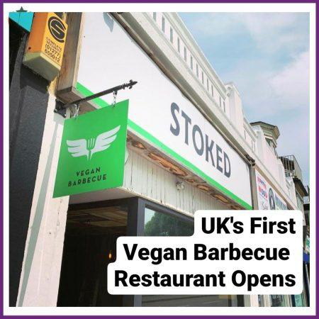 UK's First Vegan BBQ Restaurant Opens