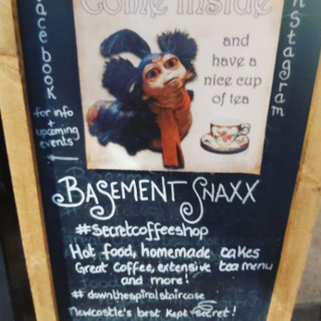 Basement Snaxx