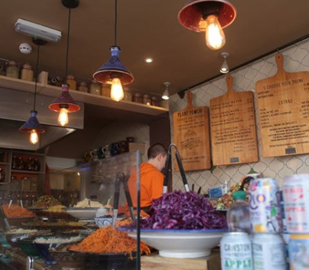 Eat a Pitta – Gloucester Road