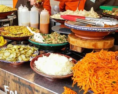 Eat a Pitta – St Nicholas Market
