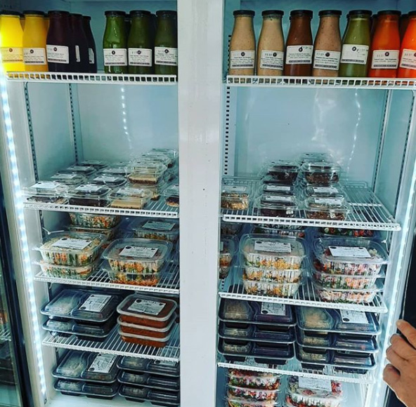 Hi Vibe Nutrition Vegan Food Uk