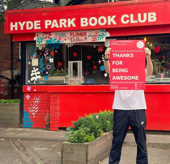 Hyde Park Book Club