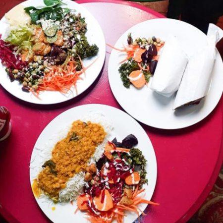 Manchester Vegan Cafe
