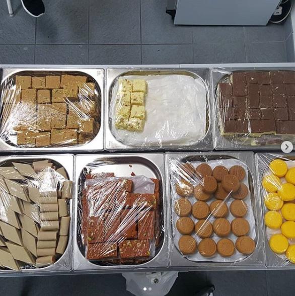Sarras Pure Vegetarian Foods