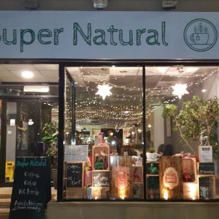 Super Natural Cafe