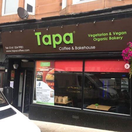 Tapa Coffee & Bakehouse – Minard Road