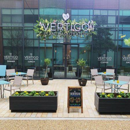 Vertigo Plant Based Eatery – First Street
