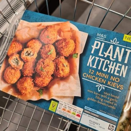 Plant Kitchen 12 Mini No Chicken Kievs
