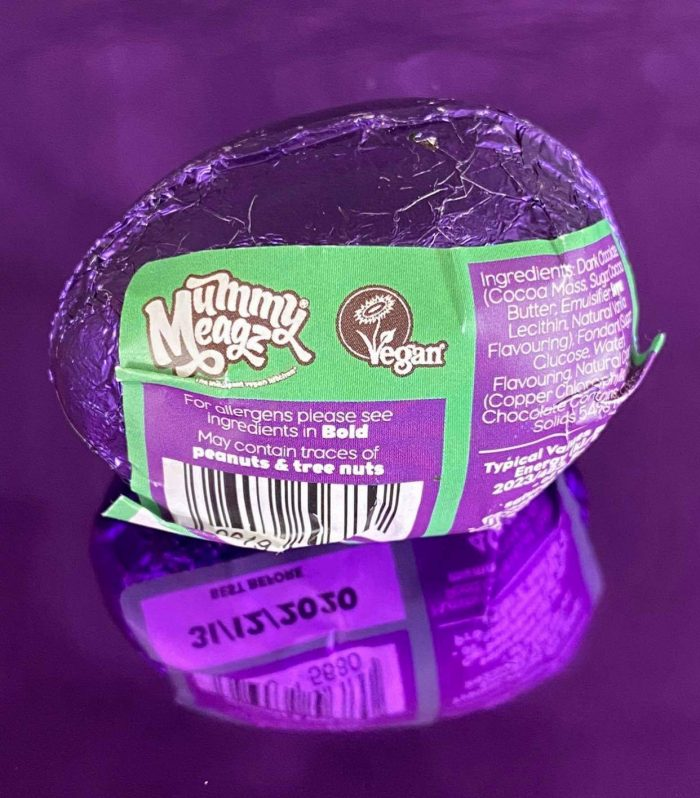 Mummy Meagz Booboo Creme Egg