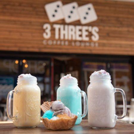 3 Three's Coffee Lounge – City Centre