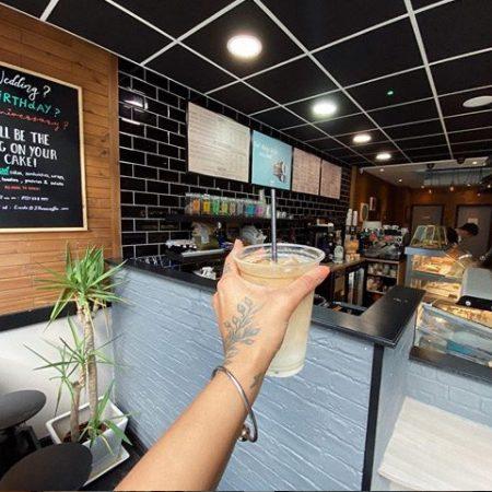 3 Three's Coffee Lounge – Jewellery Quarter