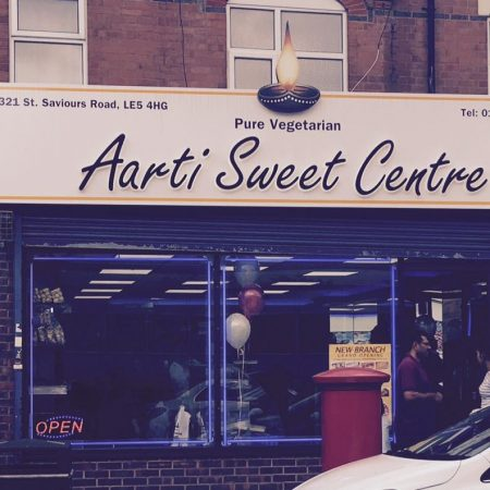 Aarti Sweet Centre – St. Saviours Road