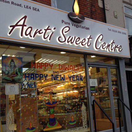 Aarti Sweet Centre – Melton Road
