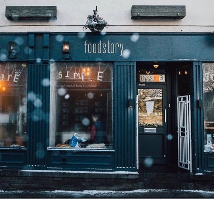 Foodstory Cafe