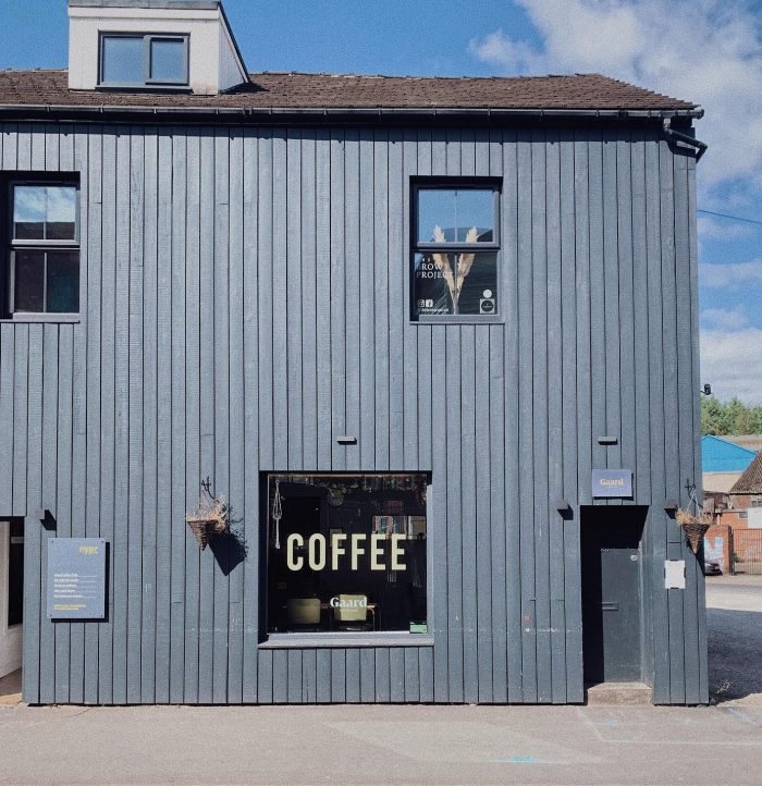 Gaard Coffee Hide – Burton Road