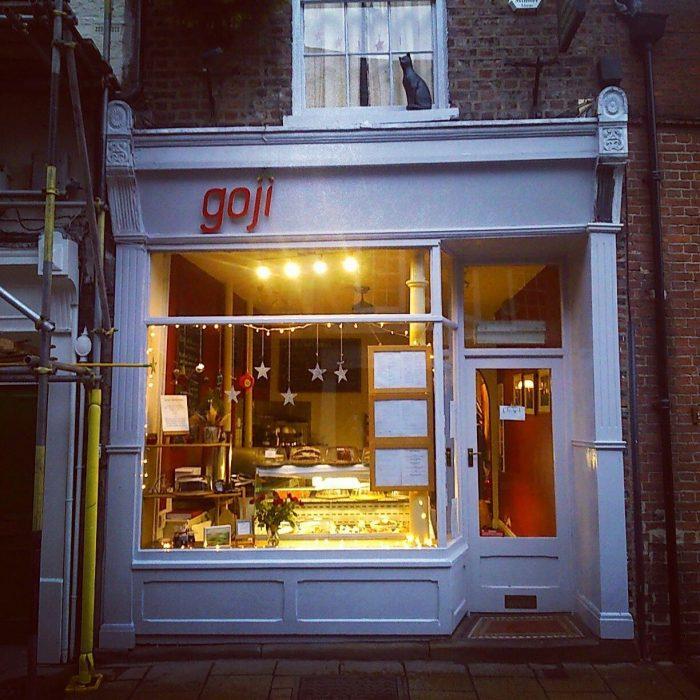 Goji Vegetarian Cafe and Deli