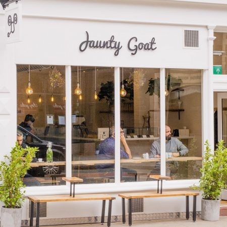 Jaunty Goat – Bridge St