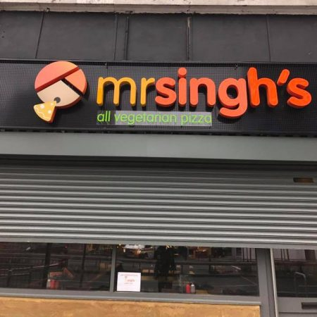 Mr Singh's