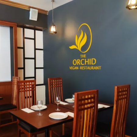 The Orchid Vegan Restaurant