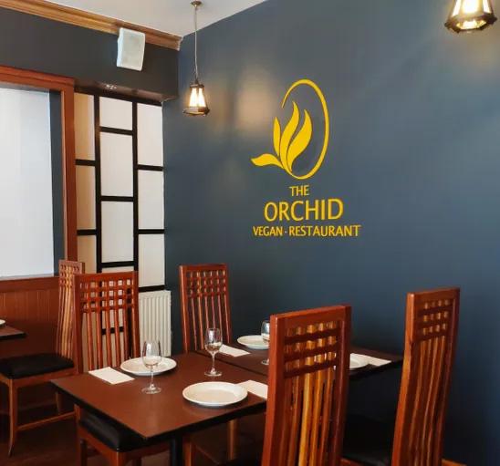 The Orchid Vegan Restaurant