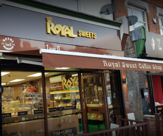 Royal Sweets – Melbourn Road