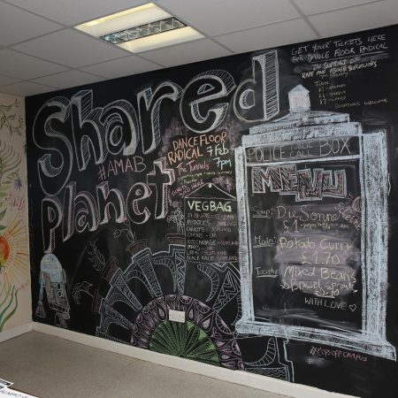 Shared Planet Cafe