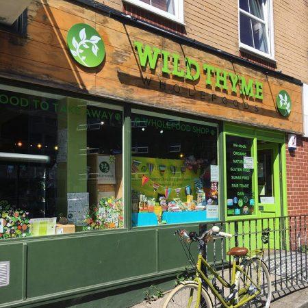 Wild Thyme Wholefoods