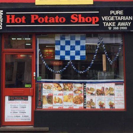The Hot Potato Shop