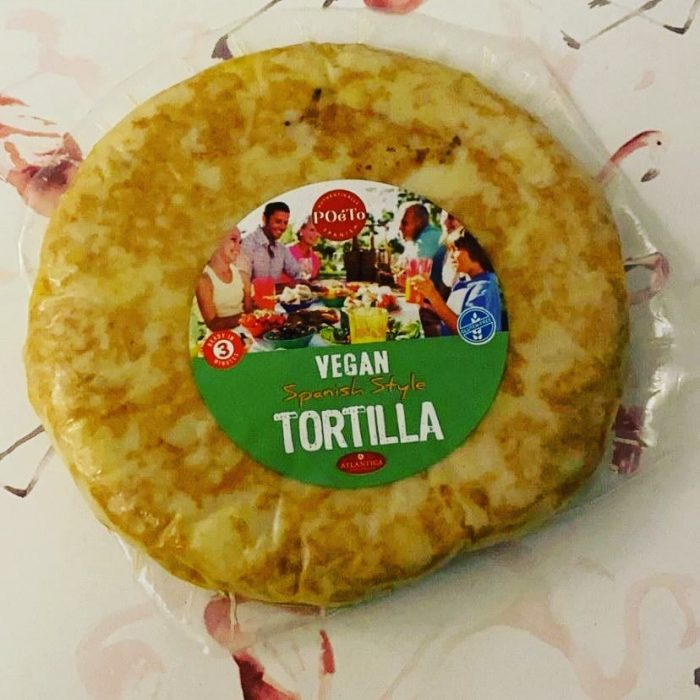 Poeto Vegan Spanish Style Tortilla 500g
