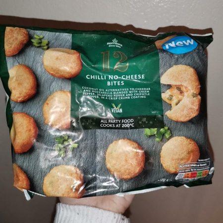 Morrisons 12 Chilli No-Cheese Bites