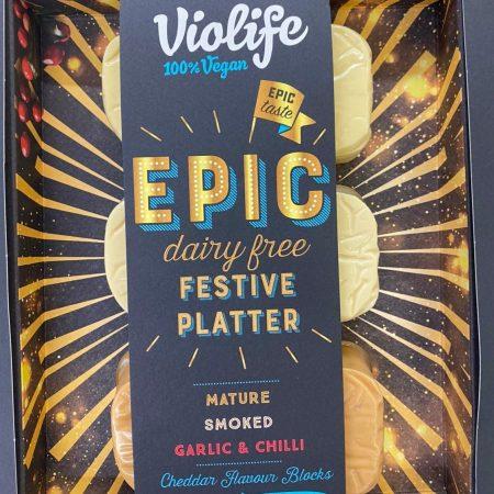 Violife Epic Dairy Free Festive Platter 450g