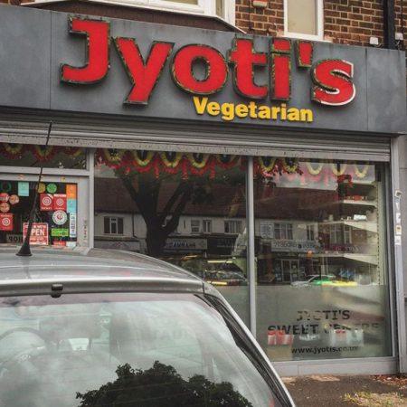 Jyoti's Vegetarian